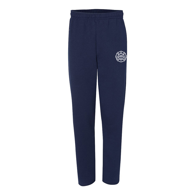 Russell Athletic | Dri Power Open Bottom Pocket Sweatpants