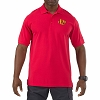 5.11 PROFESSIONAL SHORT SLEEVE POLO - CHIEF